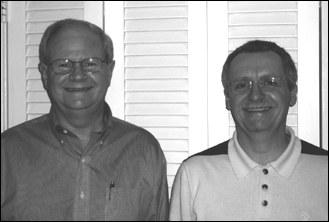 Dr. George Baker and Bertrand Cattiaux